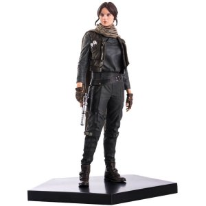 Jyn Erso - Star Wars - Rogue One - Iron Studios 1/10