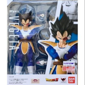 SHF - S.H. FIGUARTS Dragon Ball Z - Vegeta scouter