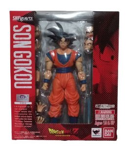 SHF - Dragon Ball Z - Son Goku - SHFiguarts