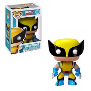 Funko Pop! Marvel - Wolverine #05