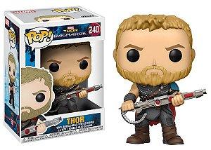 Funko Pop! Thor Ragnarok Marvel - Thor #240
