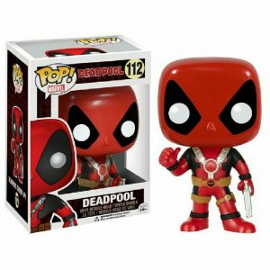 Funko Pop! Marvel - Deadpool - Deadpool #112