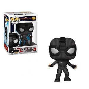 Funko Pop! Homem-Aranha Longe de Casa - Homem-Aranha Stealth Suit #469