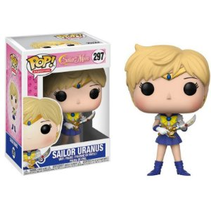 Funko Pop! Sailor Moon- Sailor Uranus- Urano #297