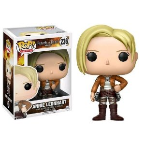 Funko Pop! Attack On Titan: Annie #236