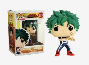 Funko Pop! My Hero Academy (Boku no Hero) - Deku (training/ treinando) #373