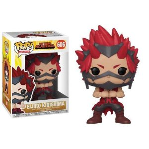 Funko Pop! My Hero Academy (Boku no Hero) - Eijiro Kirishima #606
