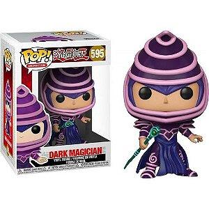Funko Pop! Yu-Gi-Oh- DARK MAGICIAN #595 (Exclusive)