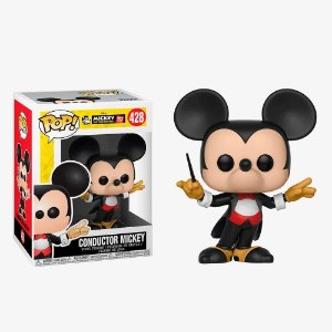 Funko Pop! Disney: Mickey 90 Years - Conductor Mickey #428