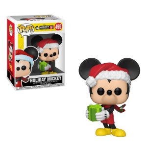 Funko Pop! Disney - Mickey's 90th - Holiday Mickey #455