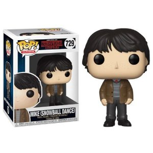 Funko Pop! Stranger Things - Mike (Snowball Dance) #729 (baile)