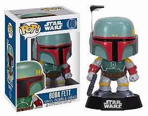 Funko POP! Star Wars - Boba Fett #08