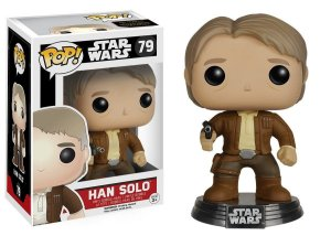Funko POP! Star Wars -  Han Solo #79