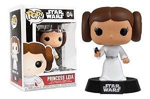 Funko POP! Star Wars - Princesa Leia #04
