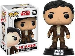 Funko POP! Poe Dameron - Star Wars #192