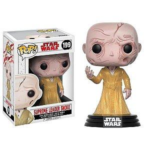 Funko POP! Supreme Leader Snoke - Star Wars #199
