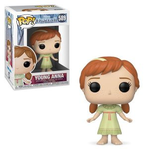 FUNKO POP! FROZEN 2 - YOUNG ANNA #589