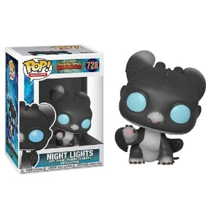 Funko Pop! - Night Lights - Como Treinar o seu Dragão #728