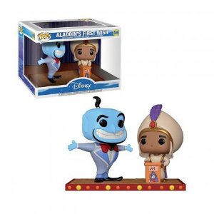 Funko Pop! Moments -Aladdin-  Aladdins First Wish/ Primeiro Desejo de Aladdin #409