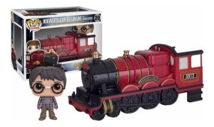 Funko Pop! Rides-  Harry Potter Hogwarts Express - Harry #20