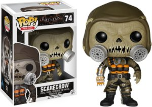 Funko Pop! Batman Arkham Knight-  Scarecrow  #74