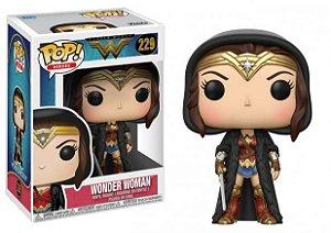 Funko Pop! Mulher Maravilha - Wonder Woman with Cloak #229