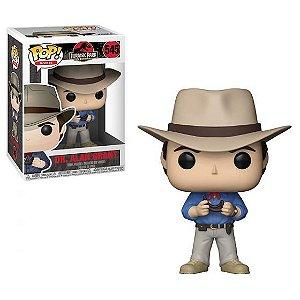 Funko Pop! Jurassic Park- Dr. Alan Grant #545