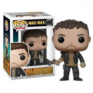 Funko Pop!  Mad Max Fury Road- Max Rockatansky #509
