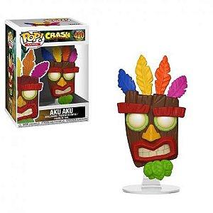 Funko Pop! Crash Bandicoot - Aku Aku #420