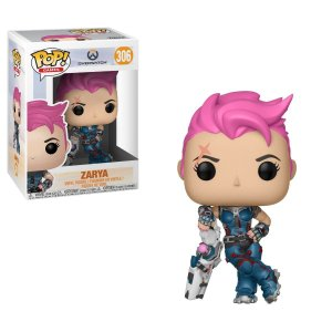 Funko POP! - Overwatch- Zarya #306