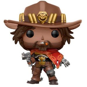 Funko POP! - Overwatch- McCree #182