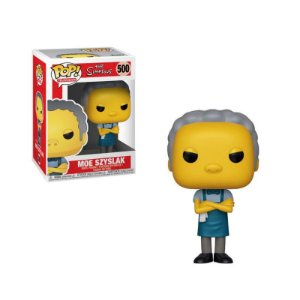 Funko POP! - The Simpsons- Moe Szyslak #500