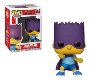 Funko POP! - The Simpsons- Bartman #503