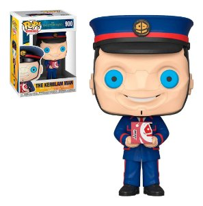 Funko POP! - Doctor Who-The Kerblam Man #900