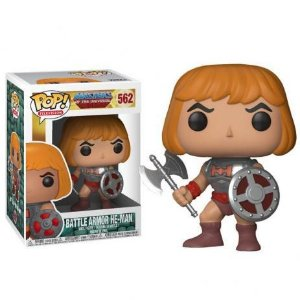 Funko POP! - He Man- He Man Battle Armor #562