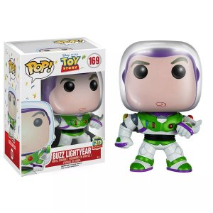 Funko POP! Toy Story- Buzz Lightyear #169