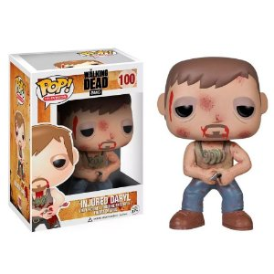 Funko POP! The Walking Dead- Injured Daryl #100