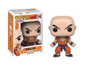Funko Pop! Dragon Ball Z - Krillin #110
