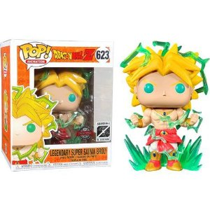 Funko POP! Dragon Ball Z- Legendary Super Saiyan Broly  #623