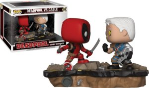 Funko Pop! Deadpool vs Cable - Comic Moments - Marvel #318