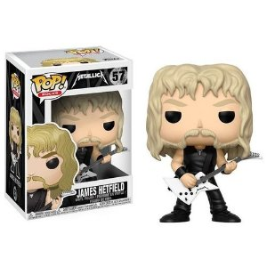 Funko POP! Metallica- James Hetfield #57