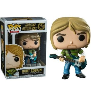 Funko POP! Kurt Kobain #65