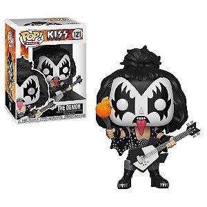 Funko POP! KISS- The Demon #121