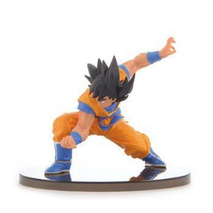 Son Goku Dragonball Z Sccultures Big Bodoukai 7 Vol.4 Banpresto