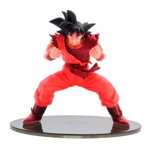 Goku Kaioken- Dragon Ball- Banpresto