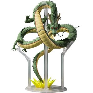 Shenlong SHF Super Saiyan- Dragon Ball Z- Bandai