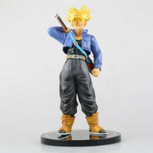 Trunks Super Sayajin (Saiyan): Dragon Ball Z FiguartsZERO EX Escala 1/6 - Bandai