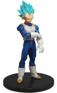 Super Saiyan God Super Saiyan Vegeta (DXF The Super Warriors Vol. 5) Dragon Ball Super - Banpresto