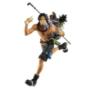 Portgas D. Ace- One Piece Enthusiast Version  - Banpresto