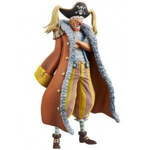Buggy - Stampede The Grandline Men DXF Vol 6 - One Piece - Banpresto